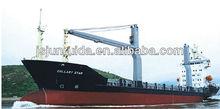 charter 50000 tons oil tanker ship