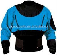 Nylon dry suit kayaking dry top paddling suit sailing suit