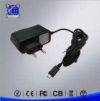 5v 2a 10w Mini USB external power supply for MP3/MP4/PSP/Mobile phone
