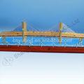 3d aomen modelo de puente para regalos decorativos jy156 puente