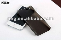 0.3mm Ultrathin phone cover for iphone 5 5S , for iphone 5 cover