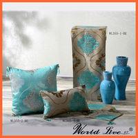 WL355 Mediterranean Modern Style Pillow Cover Design