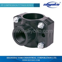 high quality PP coupling fittings Pipe Fittings plumbing materials
