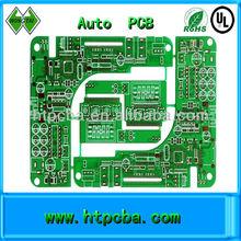 auto components pcb gold finish