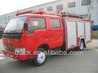small water/foam fire engine, fire trucks for sale