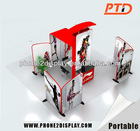 Modern and stylish simplicity exhibition stall design