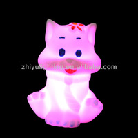 Table lamps battery powered,Decoration Night light gift for cat shaped led lamp