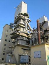 Novel design active lime production plant kiln