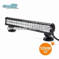 SUV,4x4,ATV,UTV,Offroad Light Bar LED Bar Light SM6024-126