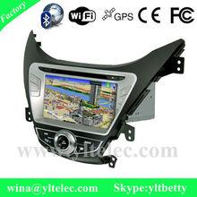Touch Screen Car DVD GPS/DVD GPS for Hyundai Elantra 2013