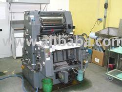 Heidelberg GTO 46+ Paper Printing Machine