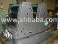 Heidelberg gto zp 52 + utiliza la máquina de impresión