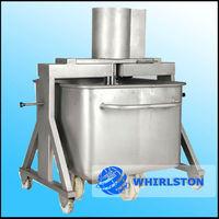stainless steel 150kg/hour capacity salt water mixing equipment