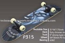 2011 new skate board, customized design