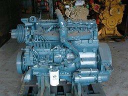 International DT 360 Engine