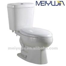 Foshan Ceramics bathroom sanitary ware factory Washdown Two piece toilet bowl M2002