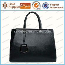 fashion leather handbag for women ,custom made ladies leather handbag