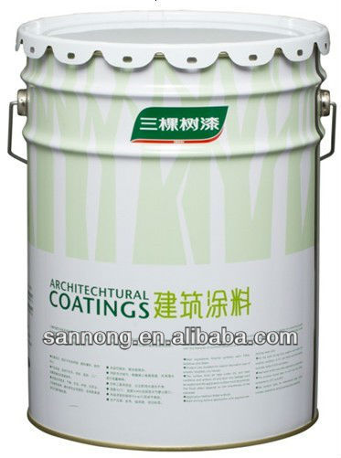 SKShu ZGI6002 Super Scrub-Resistant Interior Project Paint