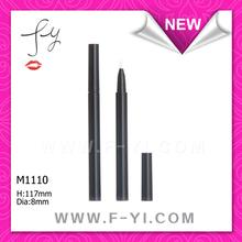 Waterproof slim cosmetic eyeliner pencil