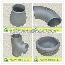 elbow/bend/tee/reducer/cap/flange stainless steel HOT pressed pipe fittings-BG BEST