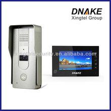 villa video door phone(302C6+302G5 black)