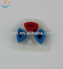 electronic silicon rubber buttons for electronic products