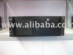 4U IPC Industrial Case(Rack mounted Chassis)