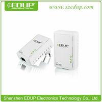 HomePlug AV 200Mbps Mini Ethernet Bridge Powerline Adapter