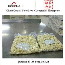 China bottled high quality peeled black garlic