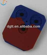 Silicone Rubber Buttons for Blackberry or Nokia