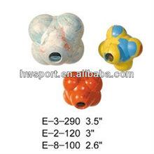Dog chew toys rubber bouncy Pet training balls