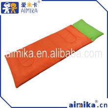 envelope style sleeping bag hooded rectangle