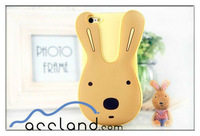 Silicone 3D Rabbit Case for iPhone 5 5G