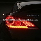 Hyundai Genesis Coupe LED T