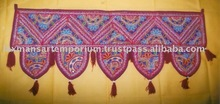 patchwork wall hangings torans