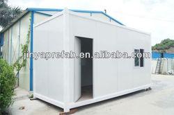 living prefab modular portable prefab container cabin house