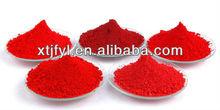Red Pigment for Masterbatch Cadmium Red