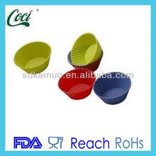 silicone mini muffin cups