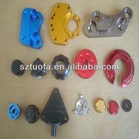 Custom CNC Machining Bike Parts