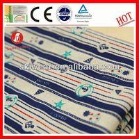 wholesale wicking striped seersucker fabric for garment