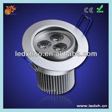 Led Aluminium Ceiling Light Recessed 220V