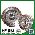 Cubo de roda de venda direta da fábrica, xrm cubo da roda dianteira para a motocicleta, liga de alumínio com qualidade superior