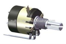 [dy]rotary power double car radio 12v knob potentiometer R137