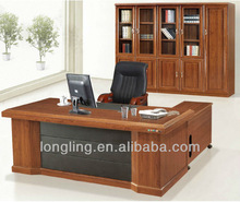 LD-2061 Strong quality office furniture desk and chair