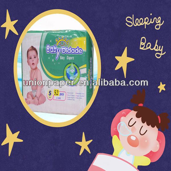 2013 Newly Designed Comfortable Sleepy Baby Diaper