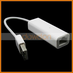 USB LAN RJ45 Ethernet 10/100Mbps Network Adapter