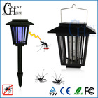 Pest control GH-327 Solar mosquito killer with LED lamp