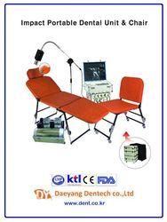 IMPACT Portable Dental Unit Chair