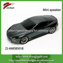 Martin led wireless mini car portable radio speaker