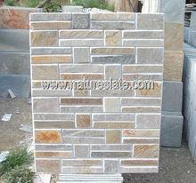 slate,natural beige color slate for wall panel